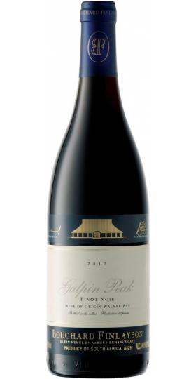 "Вино Bouchard Finlayson, ""Galpin Peak"" Pinot Noir, 2012, 0.75 л"