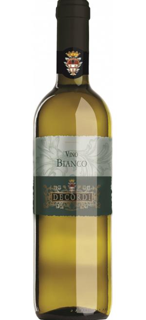 """Вино """"Decordi"""" Vino Bianco, 0.75 л"""