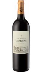 Вино Les Tours de Charmail, Haut-Medoc AOC, 2016, 0.75 л