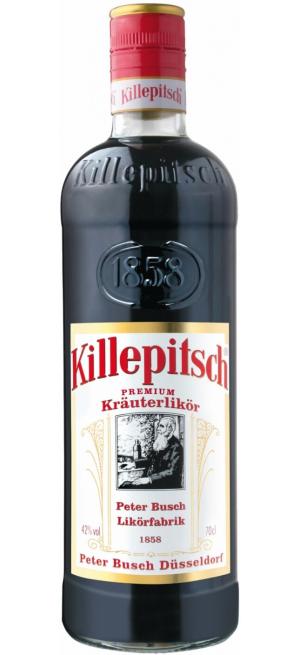 """Ликер """"Killepitsch"""", 0.7 л"""