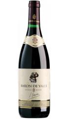 """Вино Vicente Gandia, """"Baron de Valls"""" Tinto, 0.75 л"""
