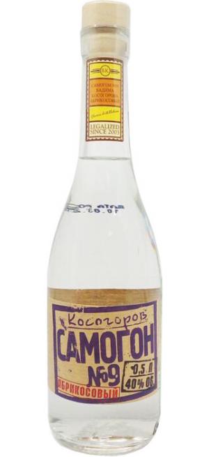 """Водка """"Косогоро..."""