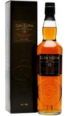 """Виски """"Glen Scotia"""" 15 Years Old, gift box, 0.7 л"""