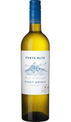 """Вино """"Forte Alto"""" Pinot Grigio, Dolomiti IGT, 2019, 0.75 л"""