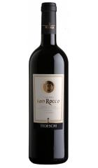 """Вино Tedeschi, """"Capitel San Rocco"""", Valpolicella Ripasso DOC Superiore, 2017, 0.75 л"""