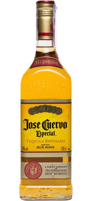 """Текила Jose Cuervo, """"Especial"""" Reposado, 1 л"""