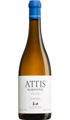 Вино Attis, Albarino, Rias Baixas DO, 2017, 0.75 л
