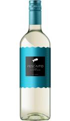 "Вино Vicente Gandia, ""El Pescaito"" Viura-Sauvignon Blanc, Valencia DO, 2019, 0.75 л"