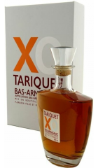 """Арманьяк """"Chateau du Tariquet"""" XO, Carafe """"Equilibre"""", gift box, 0.7 л"""