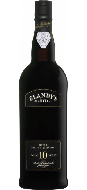 "Вино Blandy's, ""Bual"" Medium Rich 10 Years Old, 0.5 л"