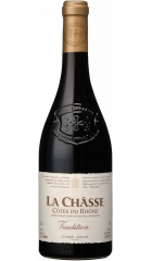 "Вино Gabriel Meffre, ""La Chasse"" Tradition, Cotes du Rhone АОC, 2018, 375 мл"