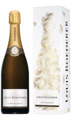 Шампанское Carte Blanche AOC, gift box, 0.75 л