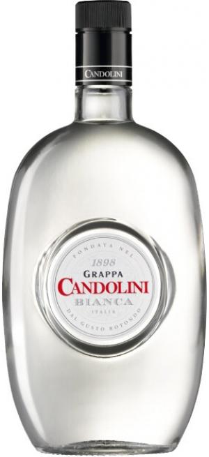 Граппа Fratelli Branca Distillerie, Candolini Bianca, 0.7 л