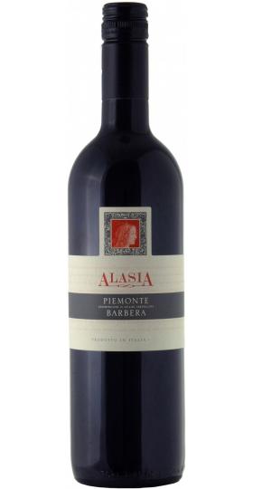 """Вино """"Alasia"""" Barbera, Piemonte DOC, 2018, 0.75 л"""