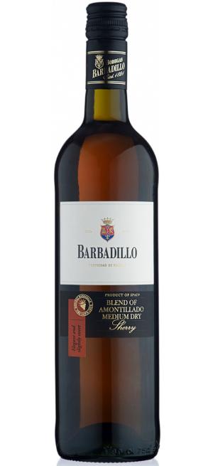 Херес Barbadillo, Amontillado Sherry, 0.75 л
