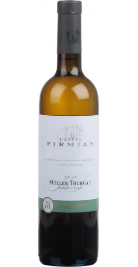 "Вино ""Castel Firmian"" Muller Thurgau, Trentino DOC, 2019, 0.75 л"