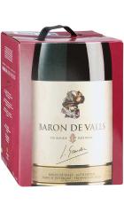 """Вино Vicente Gandia, """"Baron de Valls"""" Tinto, 3 л"""