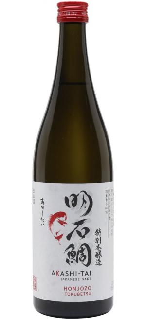 """Саке """"Akashi-Tai"""" Honjozo Tokubetsu, 720 мл"""
