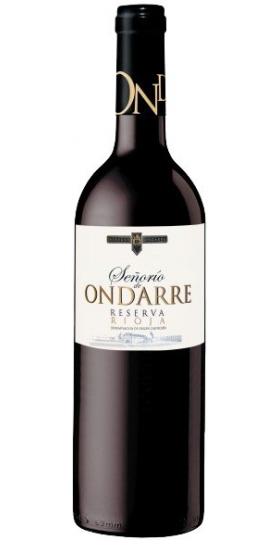 """Вино Bodegas Olarra, """"Senorio de Ondarre"""" Reserva, Rioja DO, 2016, 0.75 л"""