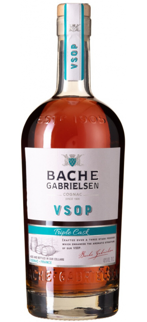 "Коньяк Bache-Gabrielsen, VSOP ""Triple Cask"", 0.7 л"