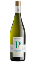 Вино Mezzacorona, Pinot Grigio Riserva, Trentino DOC, 2016, 0.75 л