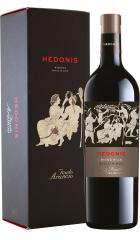 "Вино Feudo Arancio, ""Hedonis"" Nero d'Avola, Riserva, Sicilia DOC, 2015, gift box, 0.75 л"