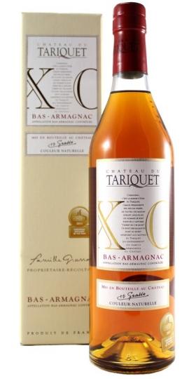 "Арманьяк ""Chateau du Tariquet"" XO, Bas-Armagnac AOC, gift box, 0.7 л"