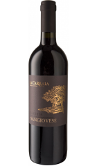 Вино La Carraia, Sangiovese, Umbria IGP, 2018, 0.75 л