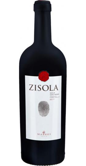 """Вино """"Zisola"""", Sicilia DOC, 2017, 0.75 л"""