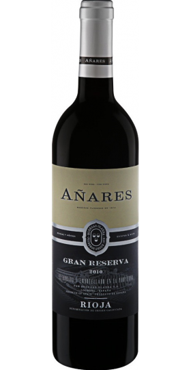 "Вино Bodegas Olarra, ""Anares"" Gran Reserva, Rioja DOC, 2011, 0.75 л"