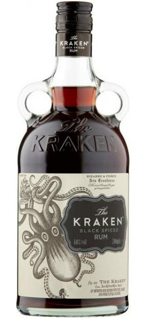 """Ром """"Kraken"""" Black Spiced Rum, 0.7 л"""