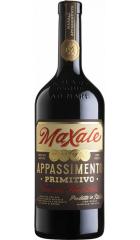 """Вино """"Maxale"""" Appassimento Primitivo, Puglia IGP, 2019, 0.75 л"""