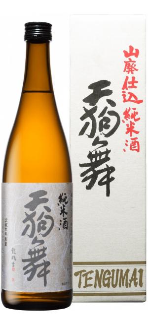 """Саке """"Tengumai"""" Yamahai Junmai, gift box, 720 мл"""