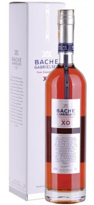 Коньяк Bache-Gabrielsen, XO Fine Champagne, gift box, 0.7 л