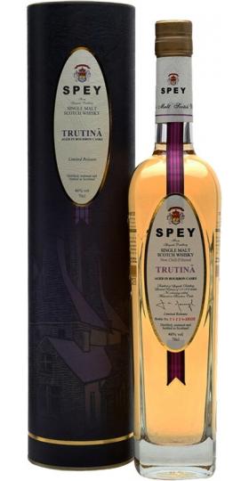 "Виски ""Spey"" Trutina, gift tube, 0.7 л"