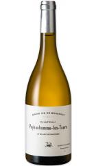 "Вино Chateau Peybonhomme Les Tours, ""Le Blanc Bonhomme"", Blaye Cotes de Bordeaux AOC, 2018, 0.75 л"