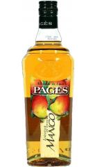 "Ликер ""Pages"" Mango, 0.7 л"