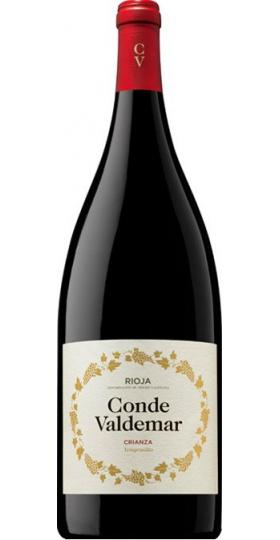 "Вино ""Conde Valdemar"" Crianza, Rioja DOCa, 2016, 1.5 л"