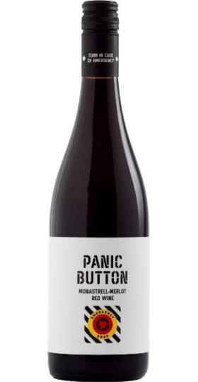 "Вино Barahonda, ""Panic Button"" Monastrell-Merlot, Yecla DO, 2018, 0.75 л"