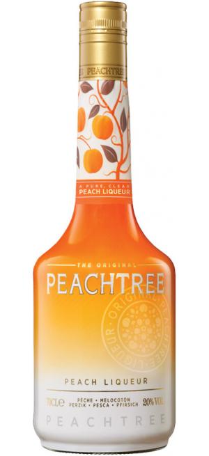 """Ликер De Kuyper, """"Peach Tree"""", 0.7 л"""