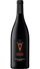 """Вино """"Thokozani"""" Shiraz-Mourvedre-Viognier, Wellington WO, 2019, 0.75 л"""
