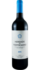 "Вино ""Herdade do Portocarro"" Tinto, Peninsula de Setubal VR, 2015, 0.75 л"