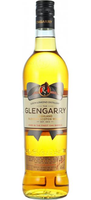 "Виски ""Glengarry"" Blended, 0.5 л"
