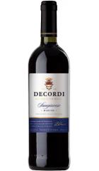 "Вино ""Decordi"" Sangiovese, Marche IGT, 0.75 л"