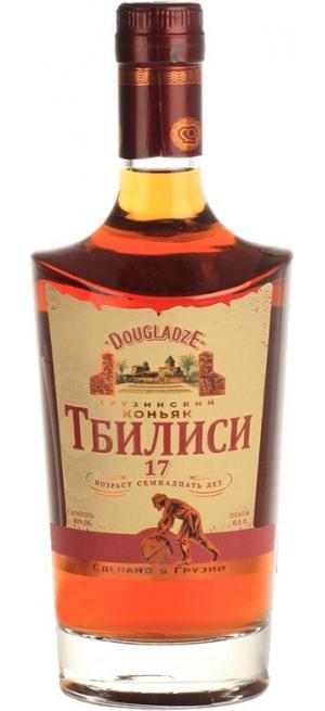 Коньяк Тбилиси, 17 л...