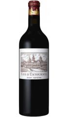 Вино Chateau Cos d'Estournel, Saint-Estephe AOC 2-er Grand Cru Classe, 2014, 0.75 л