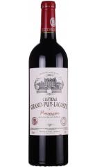 Вино Chateau Grand-Puy-Lacoste, Pauillac AOC, 2007, 0.75 л