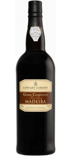 """Вино Cossart Gordon, """"Good Company"""" Full Rich, 0.75 л"""