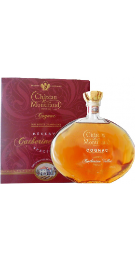 "Коньяк Chateau de Montifaud ""Reserve Speciale Catherine Vallet"", Petite Champagne AOC, gift box, 0.5 л"