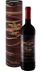 "Вино Mare Magnum, ""The Chocolate Tube"" Primitivo, Puglia IGT, in tube, 2018, 0.75 л"